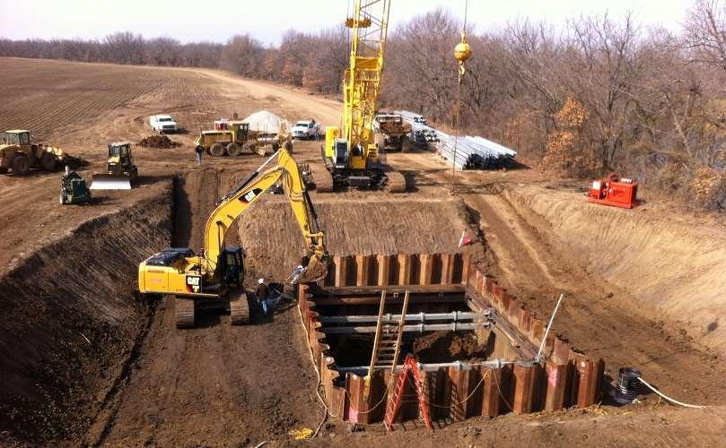 حجم عملیات خاکی