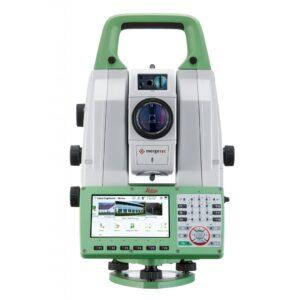 معرفی دوربین نقشه برداری لایکا مدل Leica Nova MS60