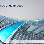 دانلود نرم افزار اتوکد سیویل تری دی 2020