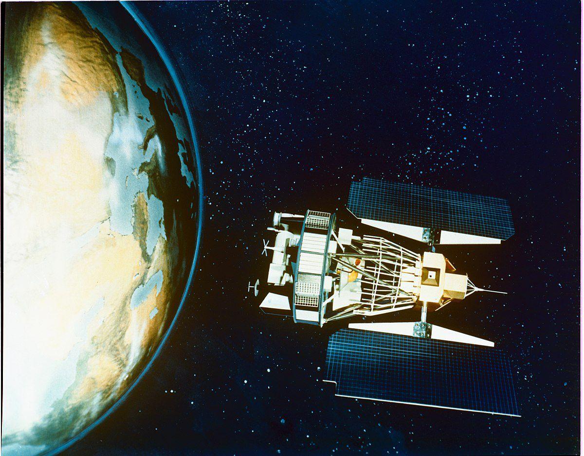 ماهواره لندست